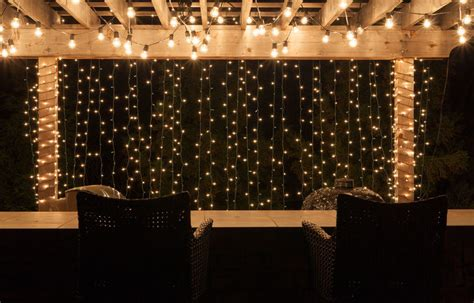 Marvelous Company To Hang Christmas Lights #1: Pergola-string-lights.jpg?w=750