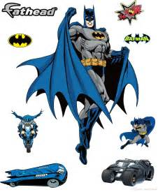 Wall Decor Stickers Cheap amazing large batman wall stickers decal for kids bedroom