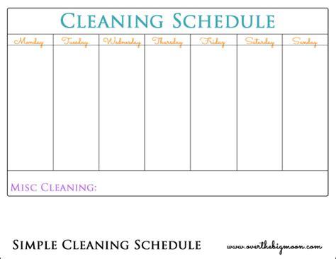 mom chore chart printable over the big moon