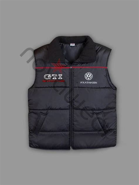 vw gti vest vw accessories vw clothing vw jackets