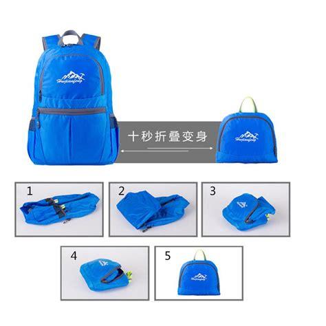 Tas Lipat Travel Daypack Lipat tas backpack ransel lipat travel blue jakartanotebook