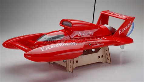 nitro rc boats fast exceed racing boat electric powered fiberglass 470ep