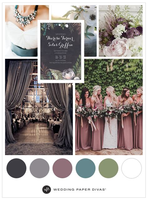 muted fall colors for fall weddings shutterfly