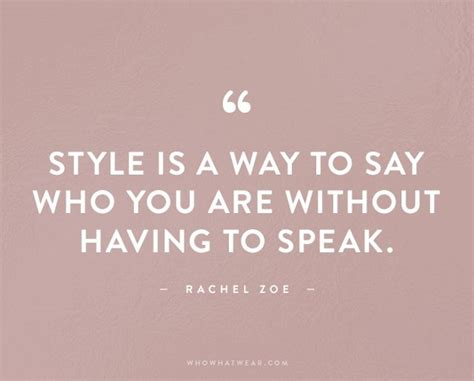 Fashion Quotes The 50 Most Inspiring Fashion Quotes Of All Time Whowhatwear