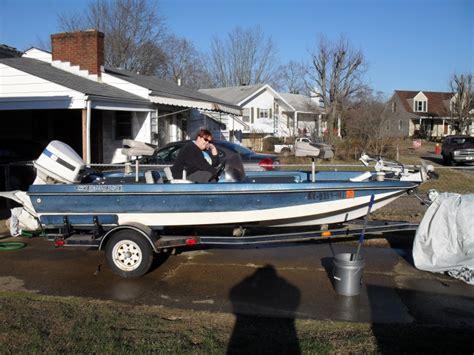 little gem boat bassman75 s gemini 152 little gem