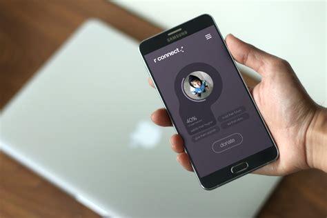 Photo realistic Android App Display Mockups