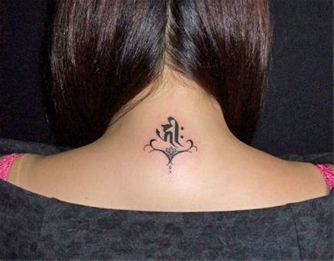tattoo neck design 67 amazing lotus back neck tattoos