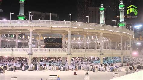 sponsors makkah vs makkah live makkah taraweeh night 4 ramadan 2014 1435 sheikh