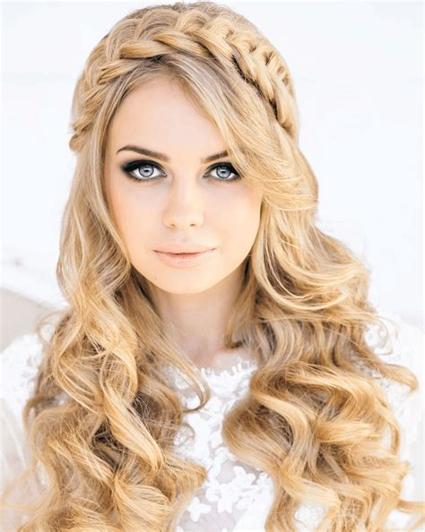 Wedding Hair For Brides by 30 Wedding Hairstyles For Brides Style Arena