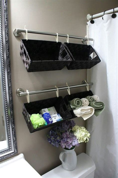 how to organise a small bathroom storage ideas for a small bathroom organizing