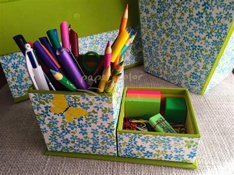 juegos para escritorio paper color and mint juego de escritorio cartonnage