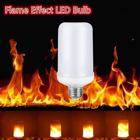 ledtek led flame light led buring fire flame effect led corn l night