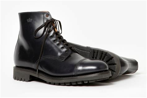 hobo x sanders cap toe boots acquire
