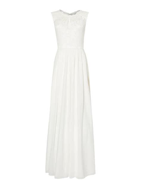 hochzeitskleid peek und cloppenburg standesamtkleider hochzeitskleid brautkleid f 252 r das