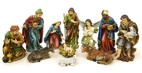 best 28 indoor nativity sets nativity christmas set