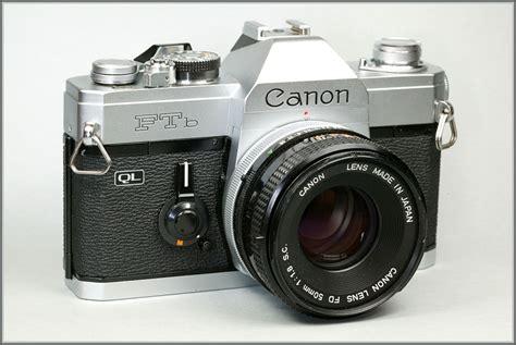 Slr Canon Ftb Analog Bukan Digital canon ftb ql bild foto helmut sch 252 tz aus spiegelreflexkameras fotografie 16821609