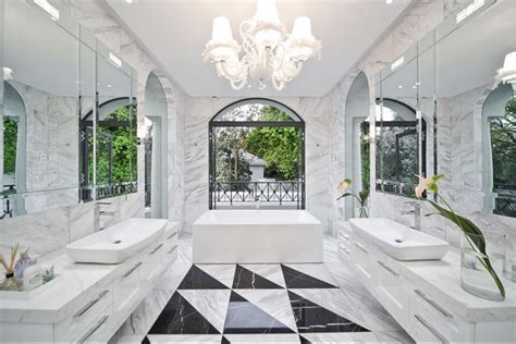 modern bathrooms south africa harrow house a 19 500 square foot newly built modern mansion in johannesburg