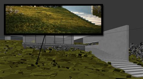 sketchup vray grass rendering tutorial creating realistic grass 3d architectural visualization
