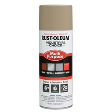 shop rust oleum 12 oz beige gloss spray paint at lowes