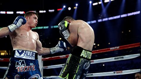 canelo smith does 300k ppv buys fight sports