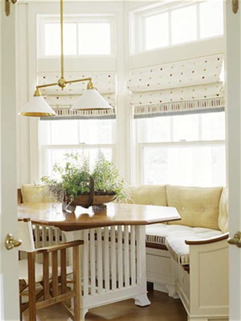 Bay Window Seat Kitchen Table Breakfast Rooms Inspiring Ideas Inspiring Interiors