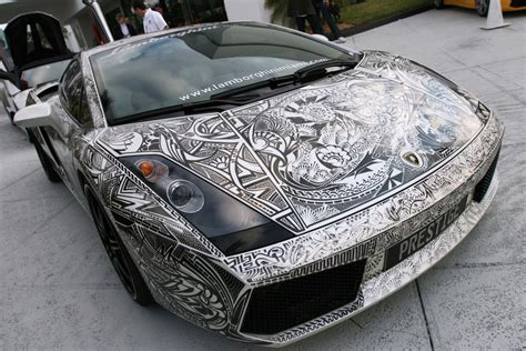 Sharpie Lamborghini Gallardo Sharpie Lamborghini Gallardo Modified Cars And