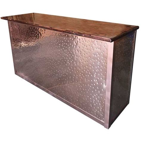hammered copper bar top hammered copper bar inspired environments