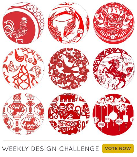 new year paper cutting template 48 sheets traditional new year paper cutting craft