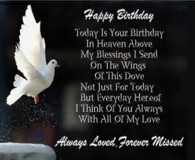 happy birthday mom in heaven quotes heaven quotes