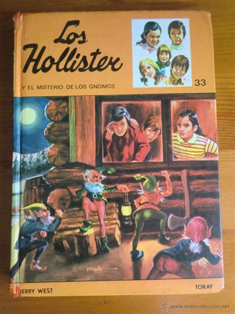 los hollister en el 8427208588 libro los hollister y el misterio de los gnomos comprar libros de novela infantil y juvenil en