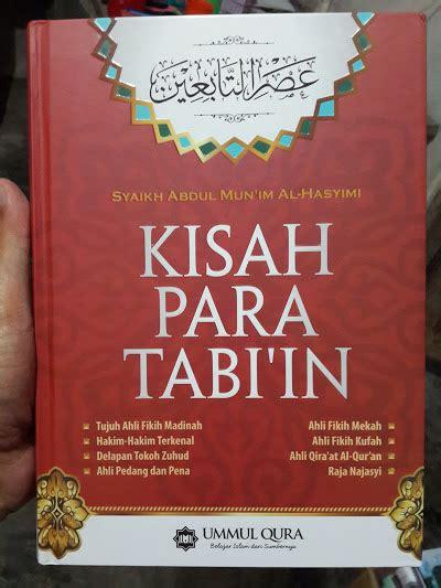 buku kisah  tabiin toko muslim title