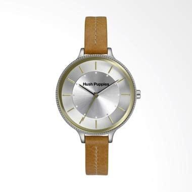 Hush Puppies 3831l 2507 Original jual hush puppies hp 3831l 2507 analog jam tangan wanita coklat muda harga kualitas
