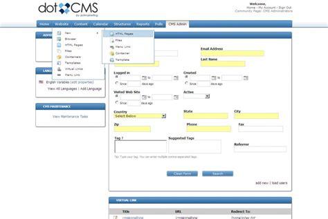 best content management system open source best open source content management systems