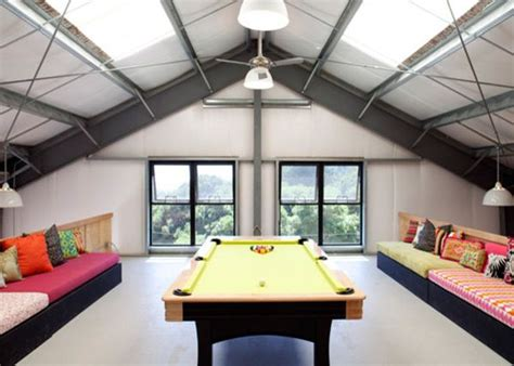 attic work space house design news homedit com interior design