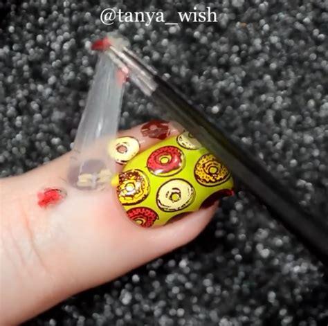 Peel Liquid Nail peel away liquid nail purjoi nail studio