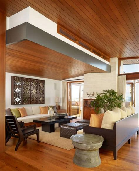 Wooden False Ceiling Designs For Living Room 25 Ceiling Designs For Living Room Home And Gardening Ideas