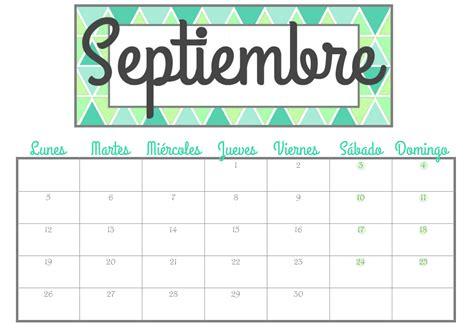 septiembre 2016 p gina 3 calendario 2017 organiza t calendarios de septiembre gratis para descargar
