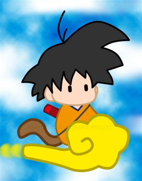 Imagenes De Goku Kawai | chibi goku kawaii x3 by yei pi on deviantart
