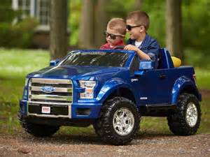 Truck Power Wheels Ford F150s The All New 2015 Ford F 150 From Quot Power Wheels