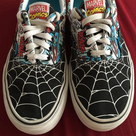 Vans Marvels Comic vans marvel comics shoes