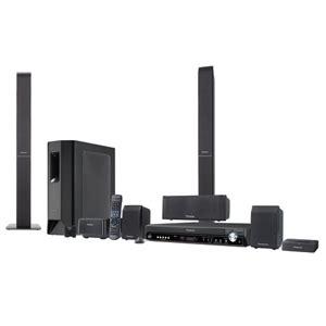 panasonic sc pt950 dvd home theater system 1200 watt