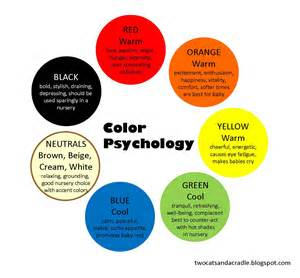 psychology of color two cats and a cradle color psychology for infants