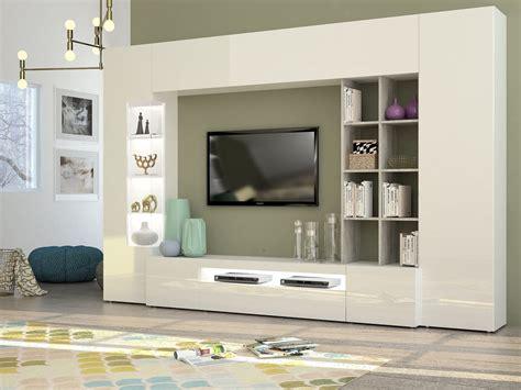composizione soggiorno moderno soggiorno moderno parigi mobile porta tv composizione parete