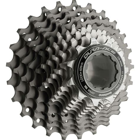 cs 9000 cassette shimano dura ace cs 9000 11 speed cassette backcountry