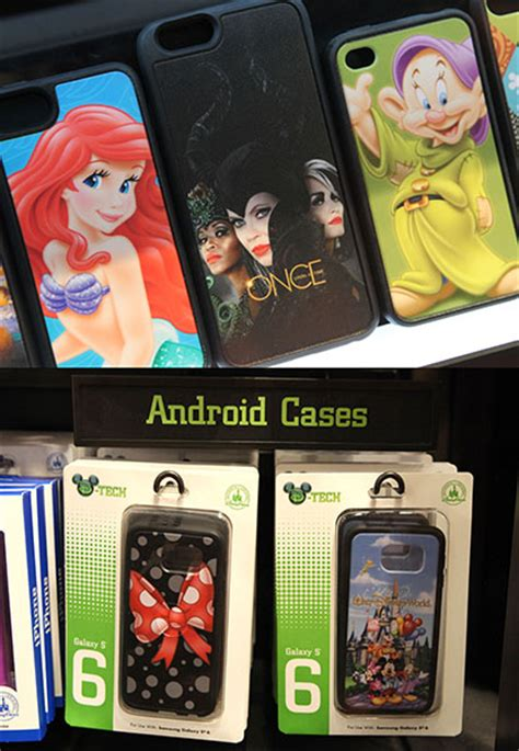 previews of new d tech phone cases available diskingdom disney marvel wars