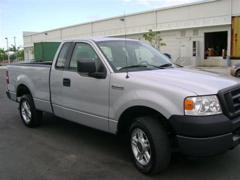 Ford F150 2005 by 2005 Ford F 150 Information And Photos Momentcar