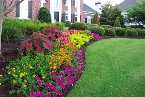 flowers gardens and landscapes flower gardens in the south landscape atlanta by