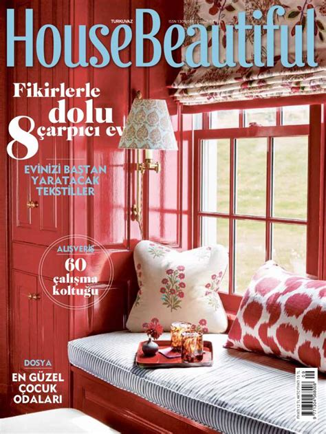 house beautiful dergisi house beautiful eyl 252 l 2017 edergi