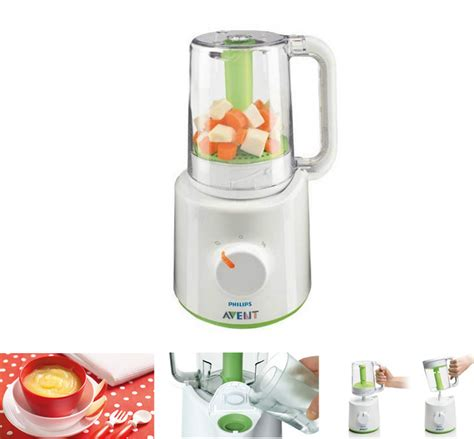 Blender Avent Philips new philips avent scf870 mini blender mixer baby food