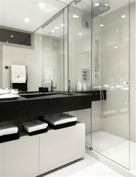 imagenes baños blanco y negro decoraci 243 n en blanco y negro reformas novodeco
